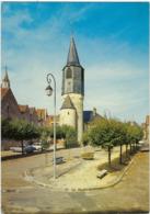 45 Chatillon Coligny L'eblise Et Le Donjon - Chatillon Coligny