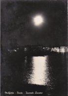 MOLFETTA - BARI - INCANTO LUNARE SUL PORTO - 1955 - Molfetta