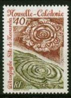 """Nle-Caledonie YT 597 """" Pétroglyphes """" 1990 Neuf** - New Caledonia"""