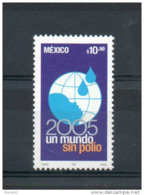 Mexique. Anniversaire Du Rotary. - Rotary, Lions Club