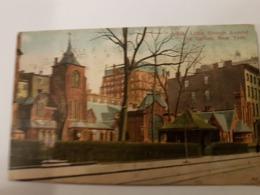CPA NEW YORK LITTLE CHURCH AROUND THE CORNER - Manhattan