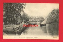 14 Calvados CAEN Les Bords De L'Orne à L'Ecole De Natation - Caen