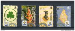 Montserrat. Anniversaire Du Rotary. - Rotary, Lions Club