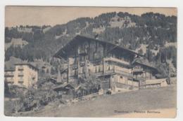 AB136 - SUISSE - Chesières - Pension Gentiana - VD Vaud