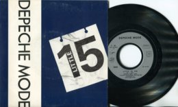 Depeche Mode - 45t - Little 15 - New Age