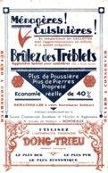 BUVARD L'ANTHRACITE TONKINOIS DONG-TRIEU - Alimentare