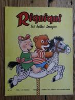 Riquiqui Les Belles Images N°69 : 1957 / Riquiqui Renard Et Guignol (Manèges) (Roudoudou-Riquiqui) - Livres, BD, Revues