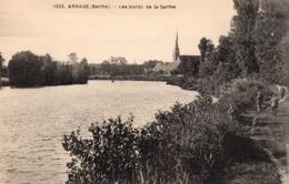 CP 72 Sarthe Arnage Bords De La Sarthe - Other Municipalities