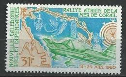 "Nle-Caledonie Aerien YT 204 (PA) "" Rallye Aerien "" 1980 Neuf** - Luftpost"