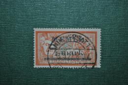 Lituanie/Memel 1920 Y&T 31a (type II) Oblitéré - Lituanie