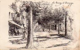 CP 72 Sarthe Arnage Le Bourg Eugène Delâtre - Other Municipalities
