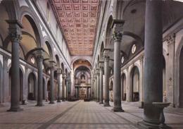 FIRENZE CHIESA DI S. LORENZO INTERNO AUTENTICA 100% - Firenze