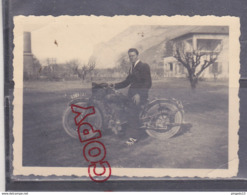 Au Plus Rapide Moto Ancienne Monet Goyon 30 Octobre 1940 - Automobiles