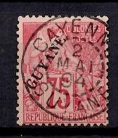 Guyane YT N° 27 Oblitéré. B/TB. A Saisir! - Guyane Française (1886-1949)