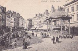 Namur La Place D'Armes - Namen