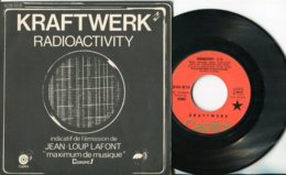 Kraftwerk - 45t Vinyle - Radioactivity - Disco & Pop