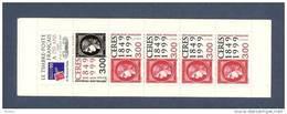 France, Carnet BC3213, BC 3213, 3211, 3212, P3212A, Carnet Neuf **, Non Plié, TTB, Carnet CERES - Carnets