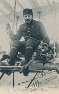 """Lieutenant MAILLEFERT Pionnier Aviation - Texte Et Signature AUTOGRAPHE - CP """" Nos Aviateurs Militaires """" - Aviation"""