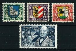 Suiza Nº 246/9 (año 1930) Usado - Svizzera