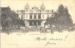 MONTE-CARLO - Le Casino - Casino