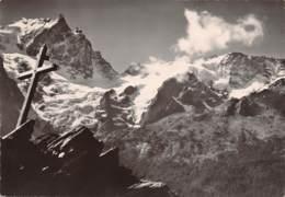 LA GRAVE EN OISANS La Meije Et Le Rateau 25scan Recto-verso) MA2186 - Autres Communes