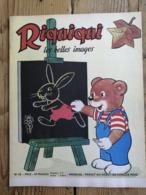 Riquiqui Les Belles Images N°98 : 1959 / Une Chasse Mouvementée (Lapin) (Roudoudou-Riquiqui) - Books, Magazines, Comics