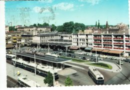 ARNHEM-STATIONPLEIN-AUTBUS-publicité Agfa-rolfilms Camera - Arnhem