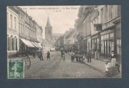 59 -   634  / SAINT AMAND LES EAUX - LA RUE THIERS        J.D.V     Voyagé 190x   Commerces - Saint Amand Les Eaux
