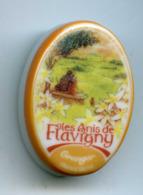 """FEVE - FEVES -  """"CLAMECY - LES ANIS DE FLAVIGNY"""" - ORANGER - Otros"""