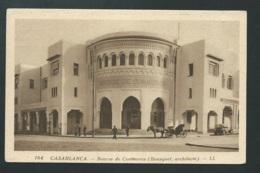 164 - Casablanca Bourse Du Commerce ( Bousquet Architecte )  -  Vac53 - Casablanca