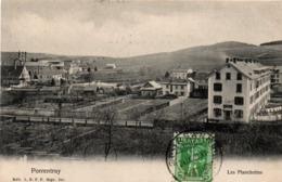 Porrentruy 1903 - Les Planchettes - édition LEFP - JU Jura