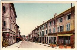 61la 1143 CPA - MAXIMIEUX - RUE DE GENEVE - Frankrijk