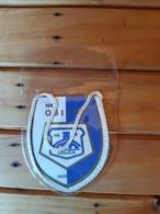 YUGOSLAVIA / CROATIA FOOTBALL CLUB NK OSIJEK VINTAGE PENNANT , FLAG - SOCCER - Apparel, Souvenirs & Other