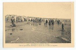 85 Saint Jean De Monts La Plage C'Est Ici Que L'ocean Atlantique Se Repose N°145 Animée - Saint Jean De Monts