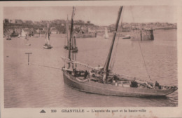 2840  GRANVILLE  NON  ECRITE - Granville