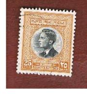 GIORDANIA (JORDAN) -   SG 488  - 1959  KING HUSSEIN     - USED ° - Giordania