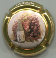CAPSULE-CHAMPAGNE DELOUVIN-MOREAU N°25 Contour Or - Champagne