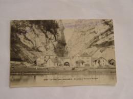 DOUBS-298-LE COL DES ROCHES-FRONTIERE FRANCO SUISSE - Autres Communes