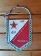 Serbia Football Club Fk Vojvodina. Stevan Nesticki Leskovic 1969 - Apparel, Souvenirs & Other