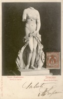 12510 - Siracusa - Museo Archeologico - Venere Anadiomene - Statua In Marmo - Siracusa