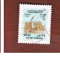 GIORDANIA (JORDAN) -   MI 1561  - 1995  HADRIAN' S ARCH, JERASH 125 (DATED 1994) - USED ° - Giordania