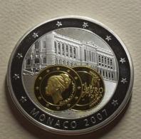 2007 - Monaco - Europa - UNC - Tokens & Medals