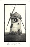 62 LE VIEUX MOULIN De  NOREUIL ???   . SOLDATS   Dans  Le Moulin à VENT à  SITUEE - Moulins à Vent