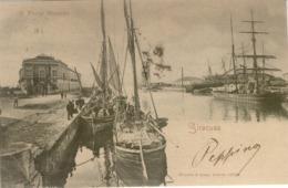 12530 - Siracusa - Il Porto Grande - Siracusa