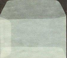 CERES - ENVELOPPES CRISTAL 50x80 Mm (Réf. CRI N°2) - Sobres Transparentes