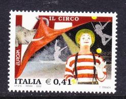 Europa Cept 2002 Italy 1v  ** Mnh (44962) - 2002