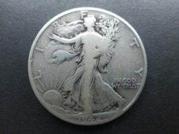 United States ½ Dollar 1942 Walking Liberty Half Dollar - EDICIONES FEDERALES