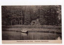 2 - MAASTRICHT - Pensionate Marienwerth - Wasserpartie Aus Dem Park - Maastricht