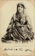 Algérie - Mauresque (Costume De Ville) - Women