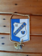 Vintage Pennant /Flagg NK. RIJEKA - Apparel, Souvenirs & Other